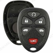 Replacement for Buick Terraza Chevy HHR Uplander Remote Key Fob 6b Shell Case
