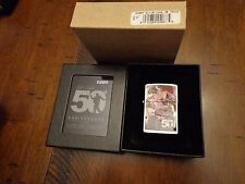 ELVIS PRESLEY 50TH ANNIVERSARY LOVE ME TENDER 515/2000 ZIPPO LIGHTER 2006