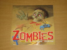 ZOMBIES 2012 CALENDAR BY WILLIAM STOUTANDREWS MCMEEL PUBLISHING