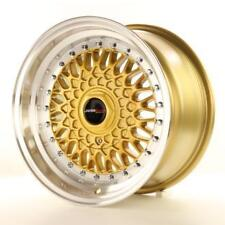 Cerchi Wheels Felgen Japan Racing JR9 OLD no BBS  8,0x15 ET 20 4X100 Gold