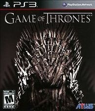 Game of Thrones **NEW** (Sony Playstation 3) PS PS3 **FREE SHIPPING!!