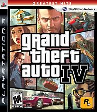 Grand Theft Auto IV / GTA 4 - Greatest Hit Edition - PS3 Action / Shooter Game