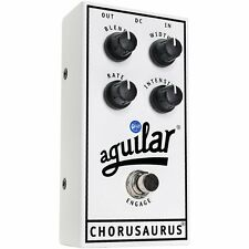 Aguilar Chorusaurus Bass Chorus Pedal . U.S. Authorized Dealer (USED)