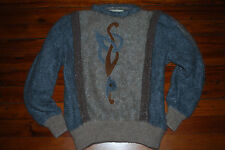 NEW Vintage Women's Blarney Woolen Mills Mohair & Wool Ireland Sweater (Large)