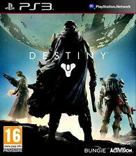 DESTINY PS3 GAME DISC REGION FREE