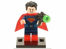 717 BS Custom Super Heroes Minifigure Superman 2016 Batman VS Superman Movie ver