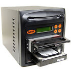 SySTOR 1:1 SATA/IDE Combo Hard Disk Drive (HDD/SSD) Duplicator/Sanitizer Tower