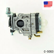 New Carburetor Fits 40cc 43cc 49cc 2-stroke Engine Bladez Keyang Scooter 15MM