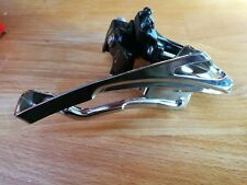 NEW Sunrace Dual Pull Front Bicycle Derailleur 44t MAX- 34.9 / 28.6 / 31.8 FDM97