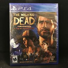 The Walking Dead: The Telltale Series -- A New Frontier: Season Pass Disc (PS4)