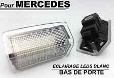 MERCEDES ML166 ML W166 LED SMD COURTESY DOOR LIGHT FLOOR UNDER STEPS WHITE XENON