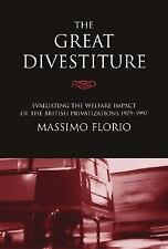 The Great Divestiture: Evaluating the Welfare Impact of the British Pr-ExLibrary