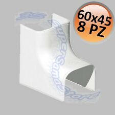 3S ANGOLO INTERNO x CANALINA 60x45 CONDIZIONATORE 8 PZ