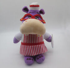 Disney Doc McStuffins Cuddles and Hugs Hallie Hippo Animated Talking Plush Toy