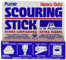PUMIE HDW12 SCOURING STICK HEAVY-DUTY-NEW/FACTORY SEALED! Free S/H!!!