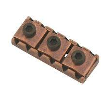 Genuine Floyd Rose ® Special Series Locking Nut: Antique Bronze, R3