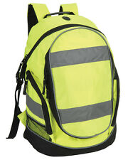 Shugon Hi Viz Rucksack Vis Backpack High Visibility Bag Cycling (SH8001)