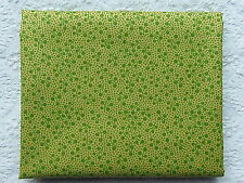 RARE OOP Denyse Schmidt DS Quilts Richmond GREEN TONAL BERRY BRANCH #2