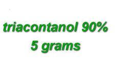 triacontanol 5 grams pgr plant growth hormone plant growth regulator 90% pure