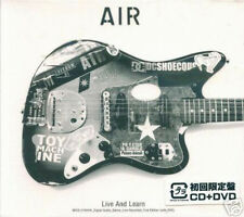AIR - Live And Learn - Japan CD+DVD - NEW J-POP