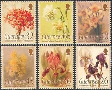 Guernsey 2005 Flowers/Plants/Nature/Art/Paintings/Artists/People 6v set (n26846)