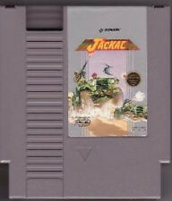 JACKAL ORIGINAL CLASSIC NINTENDO VIDEO GAME SYSTEM NES HQ