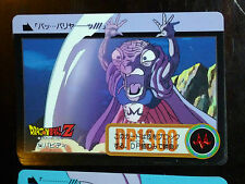 DRAGON BALL Z GT DBZ HONDAN PART 20 CARDDASS DP CARD REG CARTE 144 JAPAN 1994 NM