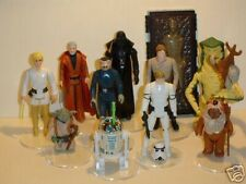 x15 Brand New Action Figure Pro Display Stands for 1977-1985 Star Wars figures