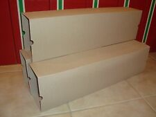 LGB STREAMLINER ORIGINAL OUTER CARDBOARD SLEEVES WINDOW BOX PROTECTORS 3 PIECES!