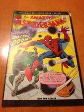 AMAZING SPIDER-MAN COLLECTIBLE SERIES VOLUME 11 REPRINTS ISSUE 5 DR. DOOM LEE
