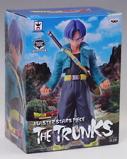 Banpresto Dragonball Z MSP MASTER STARS PIECE the Trunks PVC Figure AU