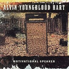 Motivational Speaker by Alvin Youngblood Hart (CD 2005, Tone Cool) FREE SHIPPING