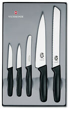 Victorinox Kitchen Set 5 Knifes 5.1163.5 Cuchillo Messer Couteau Swiss Original