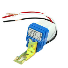Auto On Off Light Switch Photo Control For AC110V  Sensor
