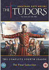 The Tudors - Series 4 - Complete (DVD, 2011, 3-Disc Set)