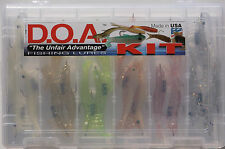 "DOA 18PC 3"" SHRIMP LURE KIT"