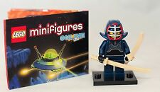 Lego Series 15 Collectable 71011 Mini fig - Kendo Fighter col239 - New no Packet
