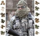 BW Netzschal Tarnschal Sniper Schal US Army Camouflage Paintball Tarnung Mesh