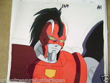 TRANSFORMERS BEAST WARS NEO MACH KICK ANIME PRODUCTION CEL