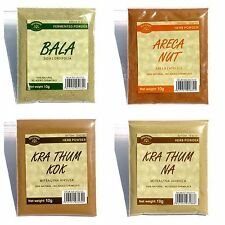40 GRAMS HERBS VARIETY SET059 Bala Areca Nut & MORE STRAIGHT FROM THAILAND