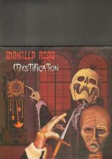 MANILLA ROAD - mystification LP