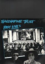 SACCHARINE TRUST - past lives LP