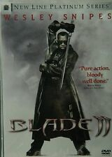 Guillermo Del Toro's BLADE II (2002)Two-Disc Set Wesley Snipes Kris Krisofferson