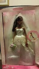 2006 MATTEL BARBIE DOLL IN HER WEDDING DRESS EVERY GIRLS DREAM..SEE PICTURES