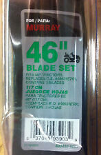 "MURRAY 46"" BLADE SET (3 blades) - Arnold Factory Duplicate"