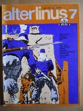 ALTER LINUS n°7 1976  Blanche Epiphanie di Lob - Pichard [G417]