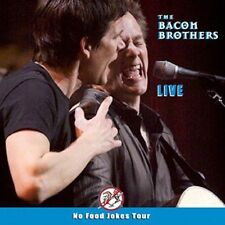 Live: The No Food Jokes Tour by Bacon Brothers