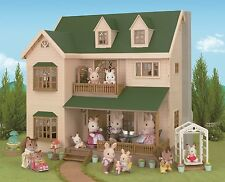 Calico Critters Sylvanian Families GREEN HILL HOUSE Epoch