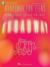 Broadway for Teens: Young Women's Edition, Louise Lerch, Acceptable Book