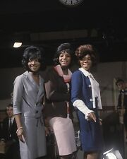 "Martha and the Vandellas 10"" x 8"" Photograph no 8"